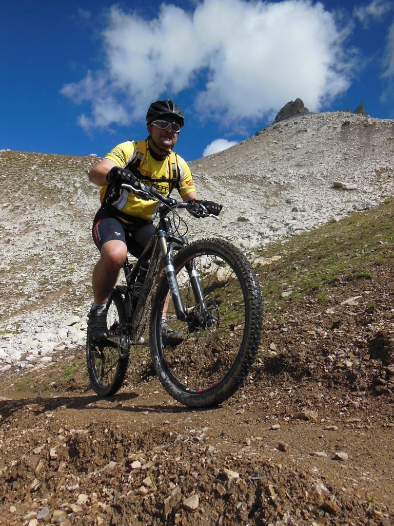 Bike-Weekend Celerina